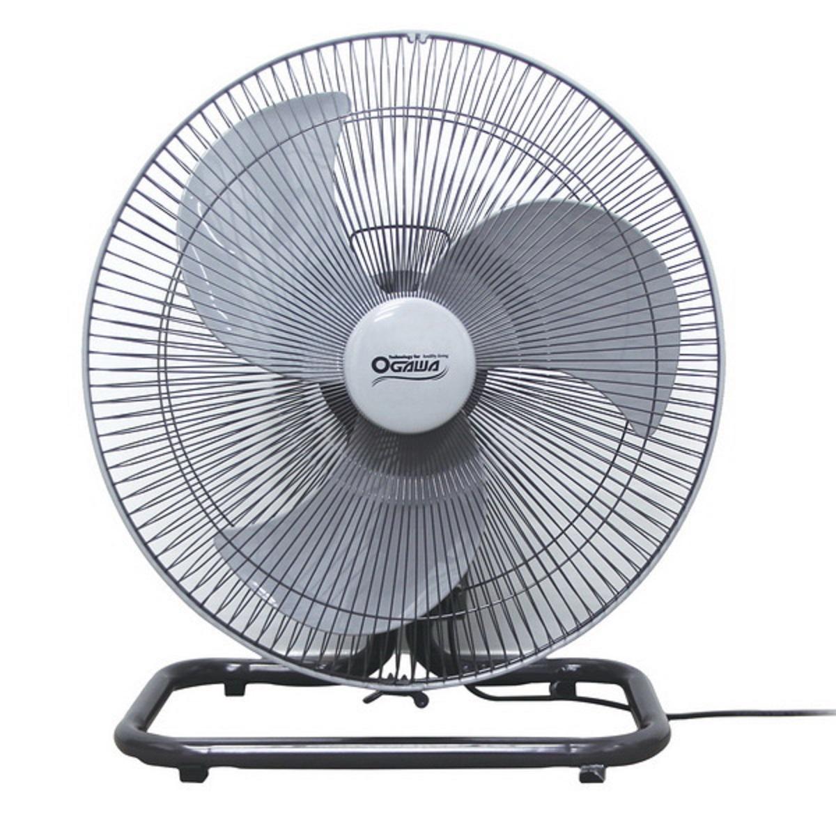 """OGAWA Industrial Fan (18"""", Grey) OA-7892"""