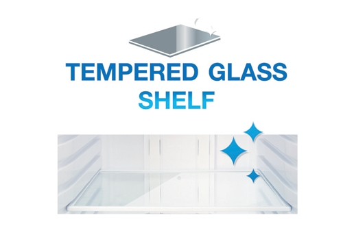 TEMPERED GLASS SHELF