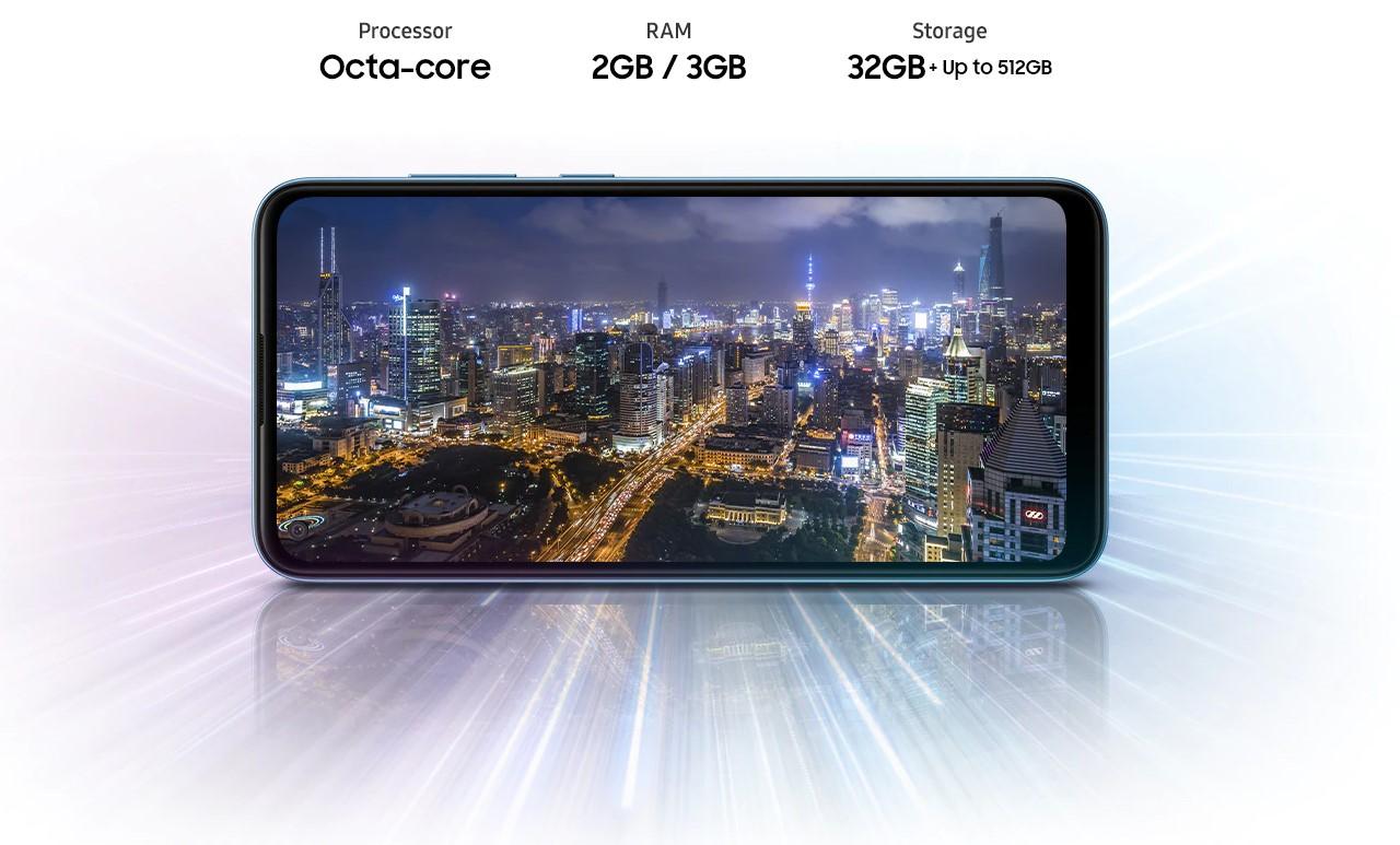 Samsung Galaxy A11  - CPU