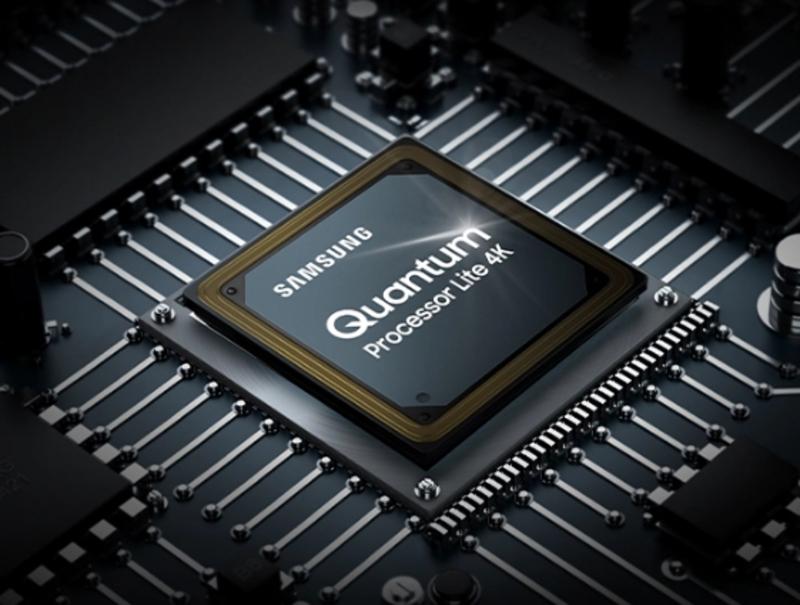 SAMSUNG Q65A UHD QLED 85