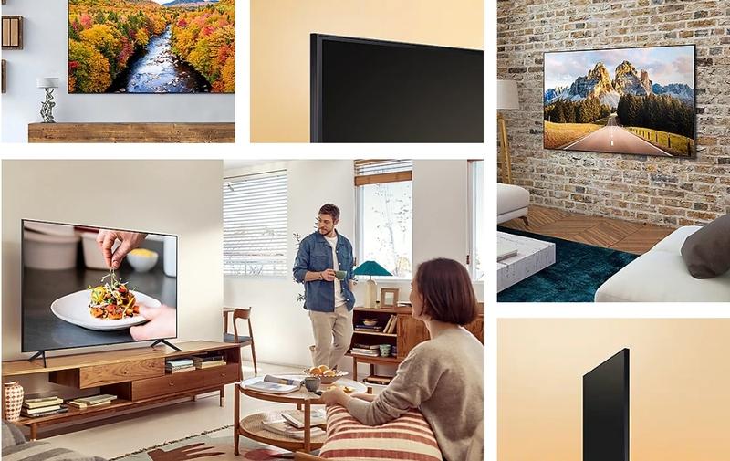 SAMSUNG TV UHD LED