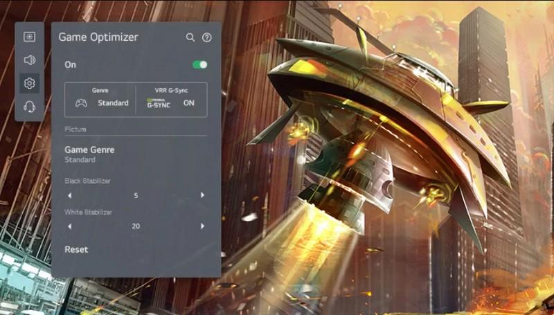 LG TV 43UP7750PTB.ATM UHD LED