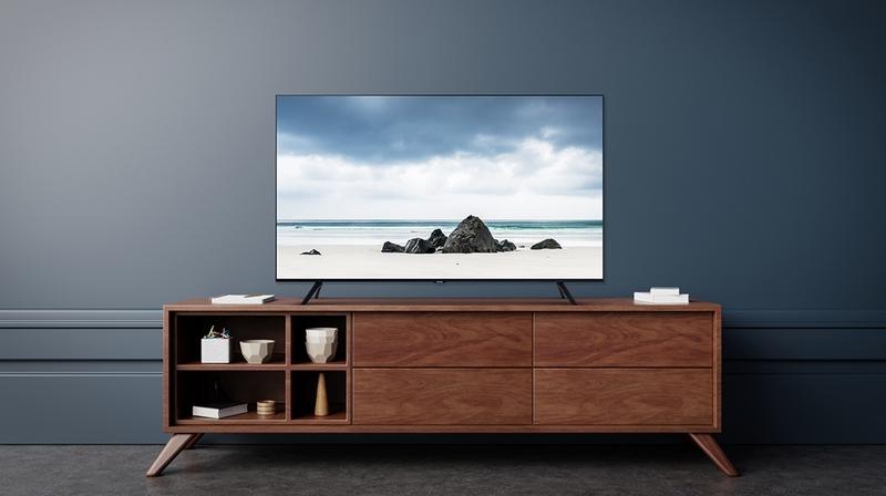 LED TV 65 SAMSUNG UHD SMART DTV UA65TU8100KXXT -3