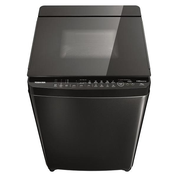 Toshiba Top Load Washing Machine 14kg AW-DG1500WTKK