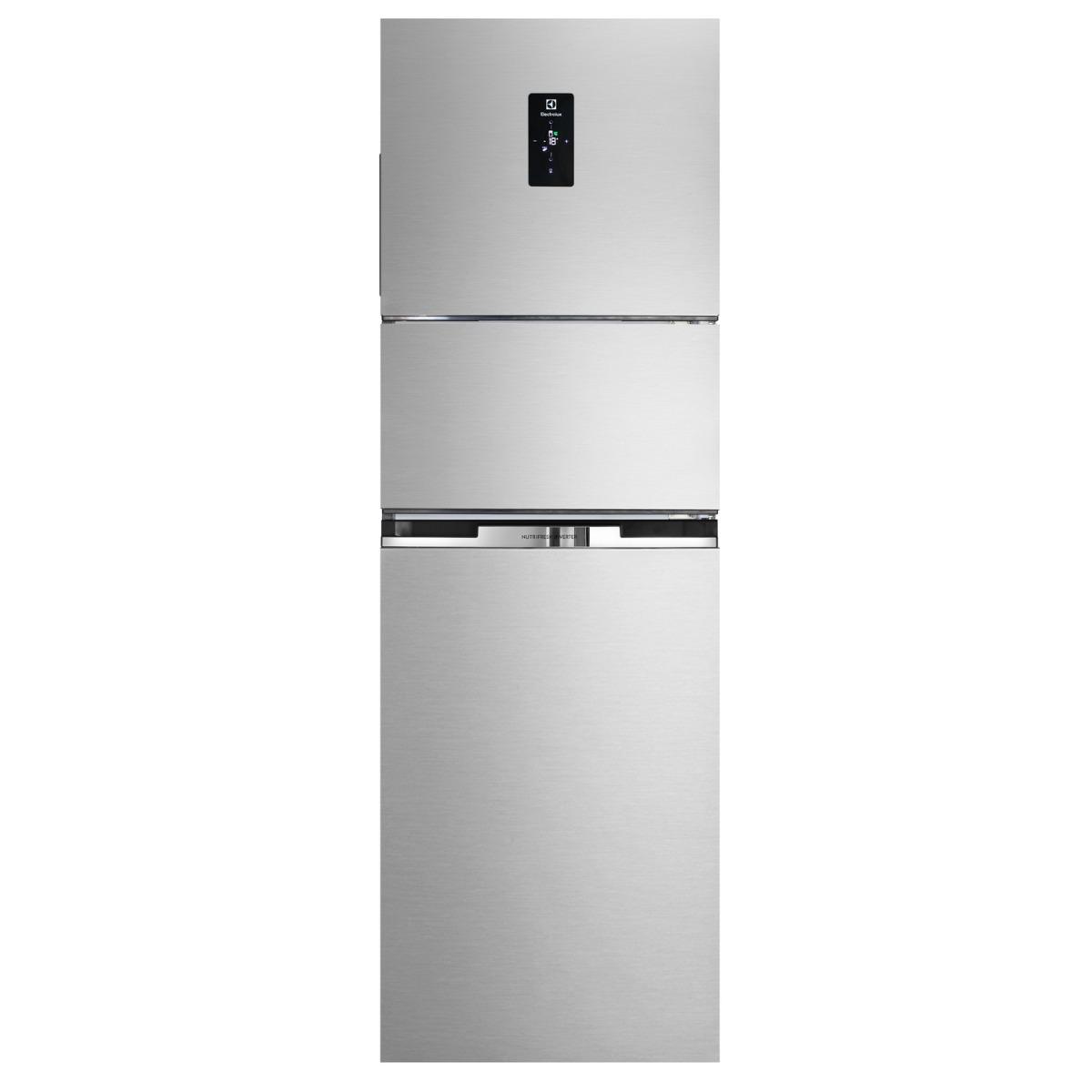 ตู้เย็็น 3 ประตู (11.9 คิว,สีสแตนเลสสตีล) รุ่น EME3700H-ARTH