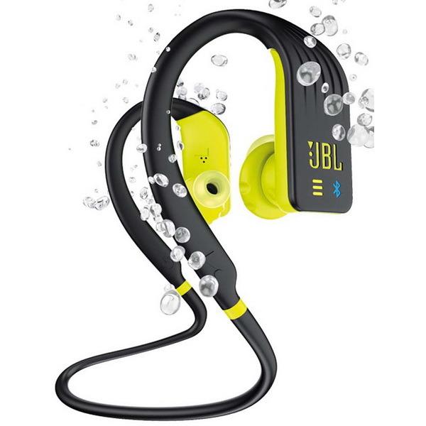 JBL หูฟังบลูทู ธ ในหู (สีเหลือง) Endurance DIVE