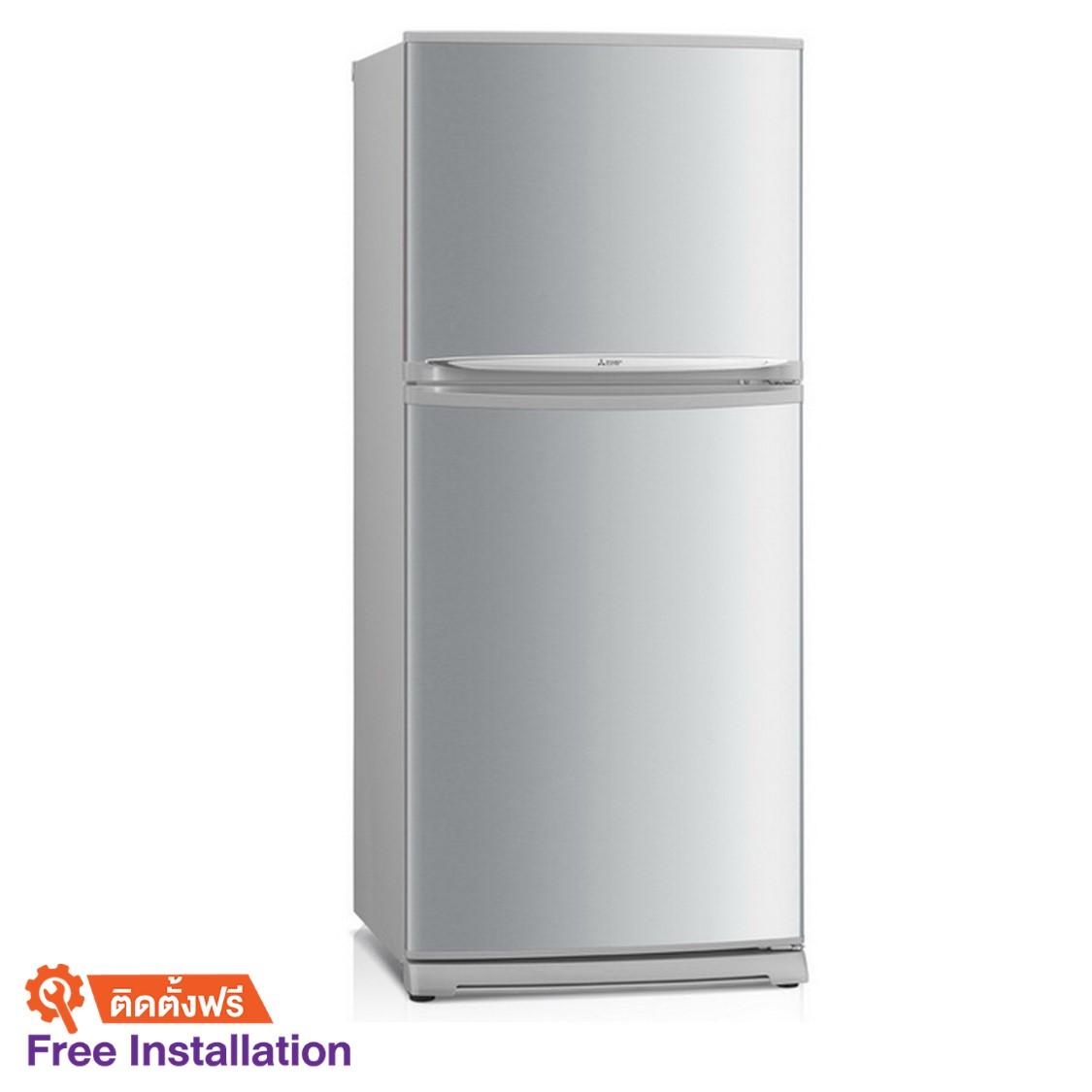 ตูู้เย็น 2 ประตู ( 10.5 คิว , สี Silver) รุ่น MR-F33N-SL