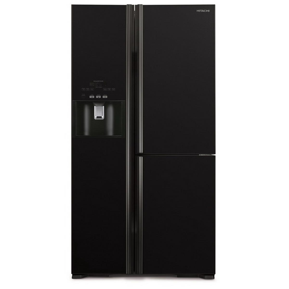 ตู้เย็นไซด์ บาย ไซด์ (21.1 คิว, สีดำ) รุ่น RM600GP2THGBK-50AP