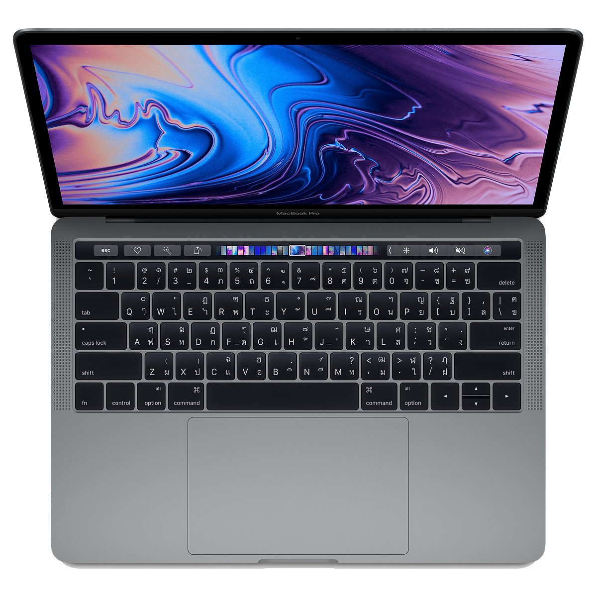 """MacBook Pro with Touch Bar 2562 (13"""", RAM 8GB, 128GB,1.4GHz, Space Grey)"""