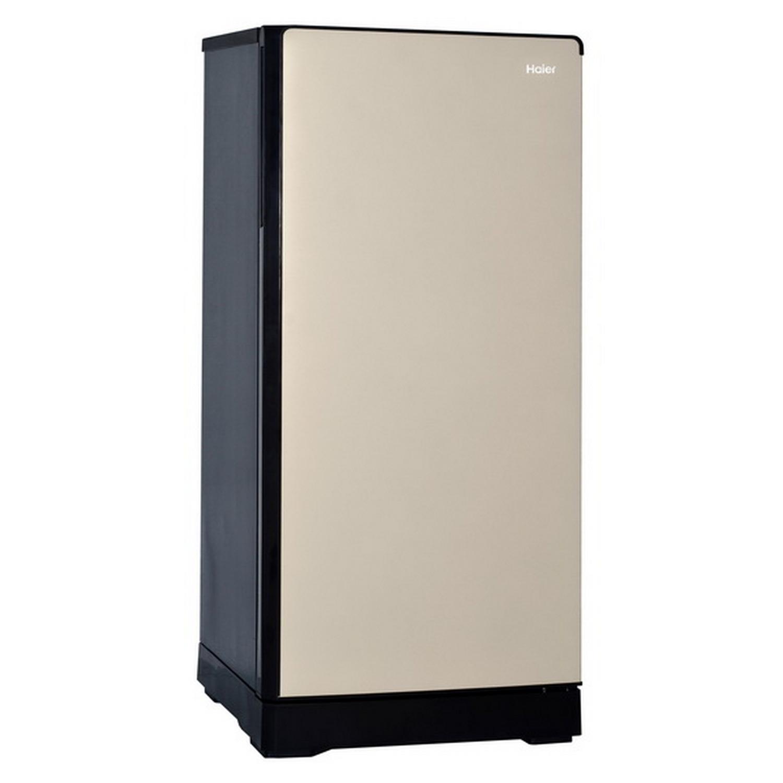 ตู้เย็น 1 ประตู (6.3 คิว, สีทอง) รุ่น HR-DMBX18 CG