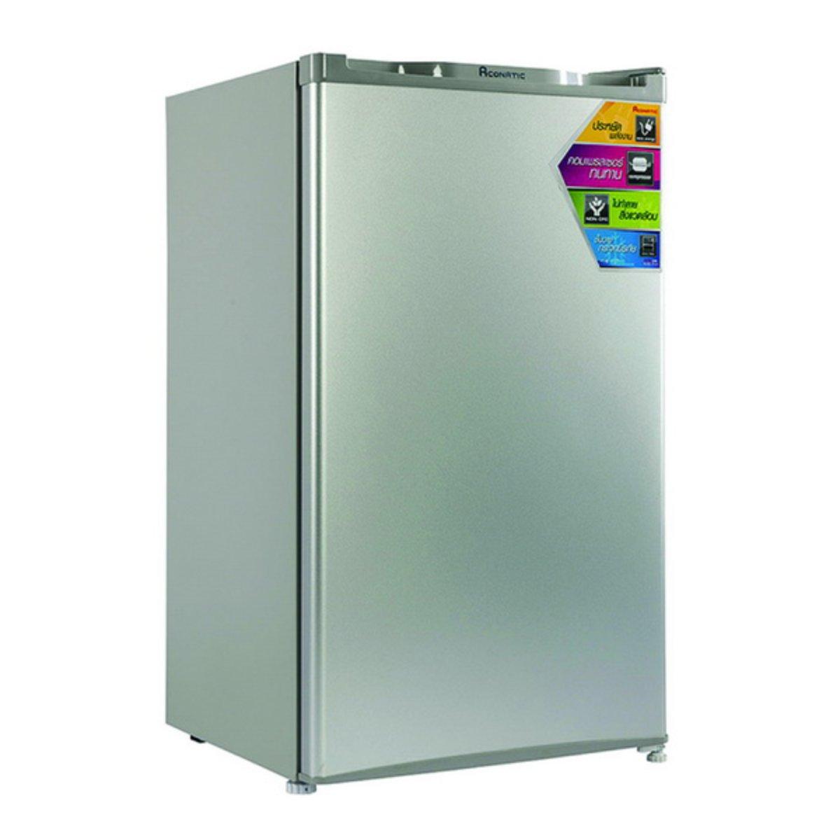 ตู้เย็นลูกเต๋า (3.3 คิว, บรอนเงิน) รุ่น AN-FR928