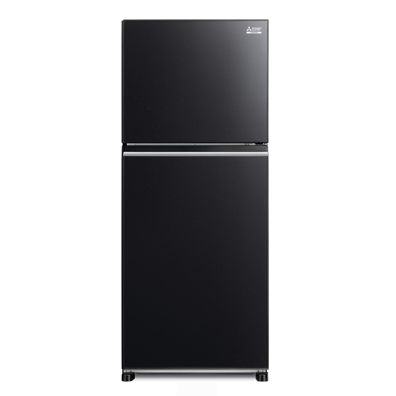 ตู้เย็น 2 ประตู (13.3 คิว,สี Glass Brilliant Black) รุ่น MR-FX41EP-GBK