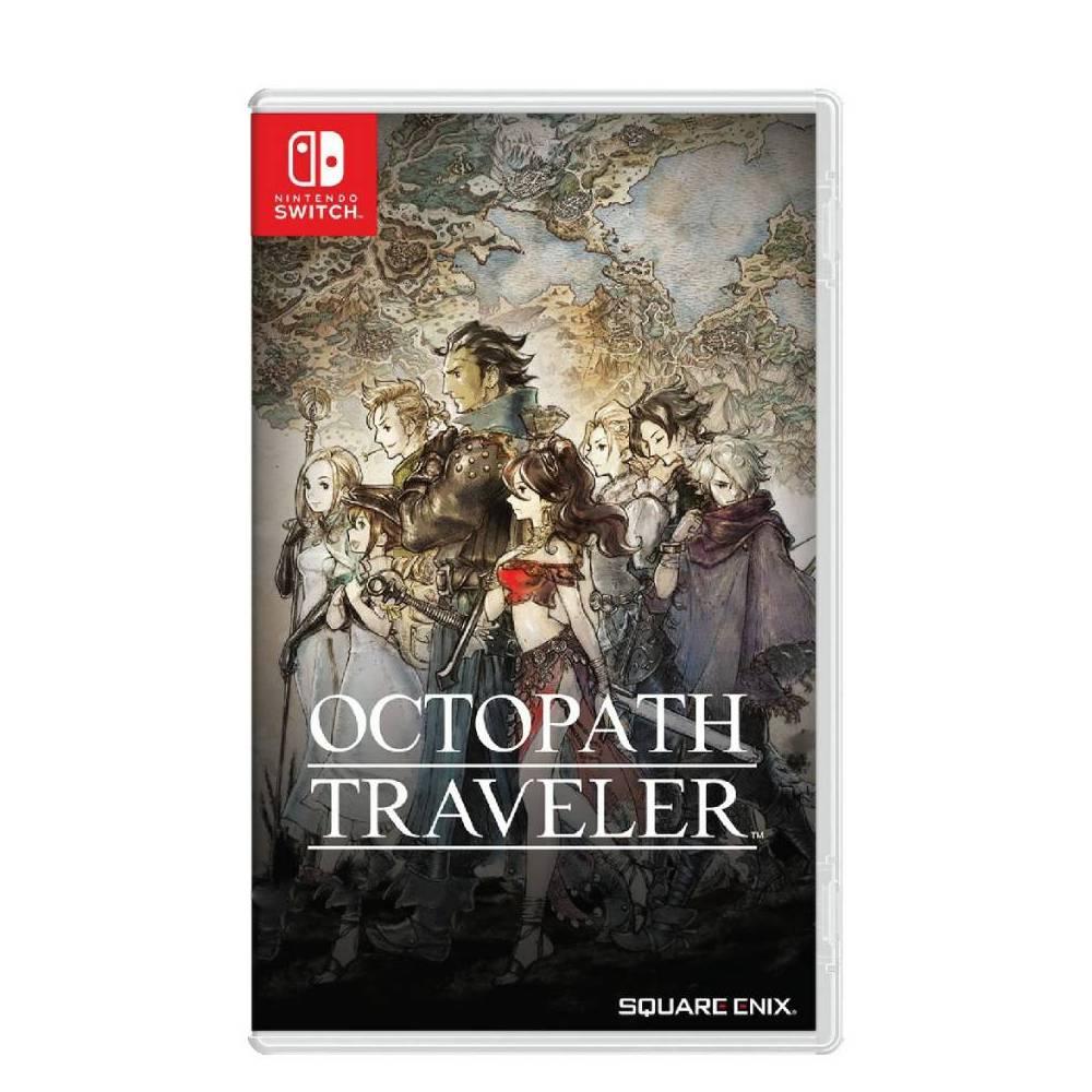 เกม Octopath Traveler EN