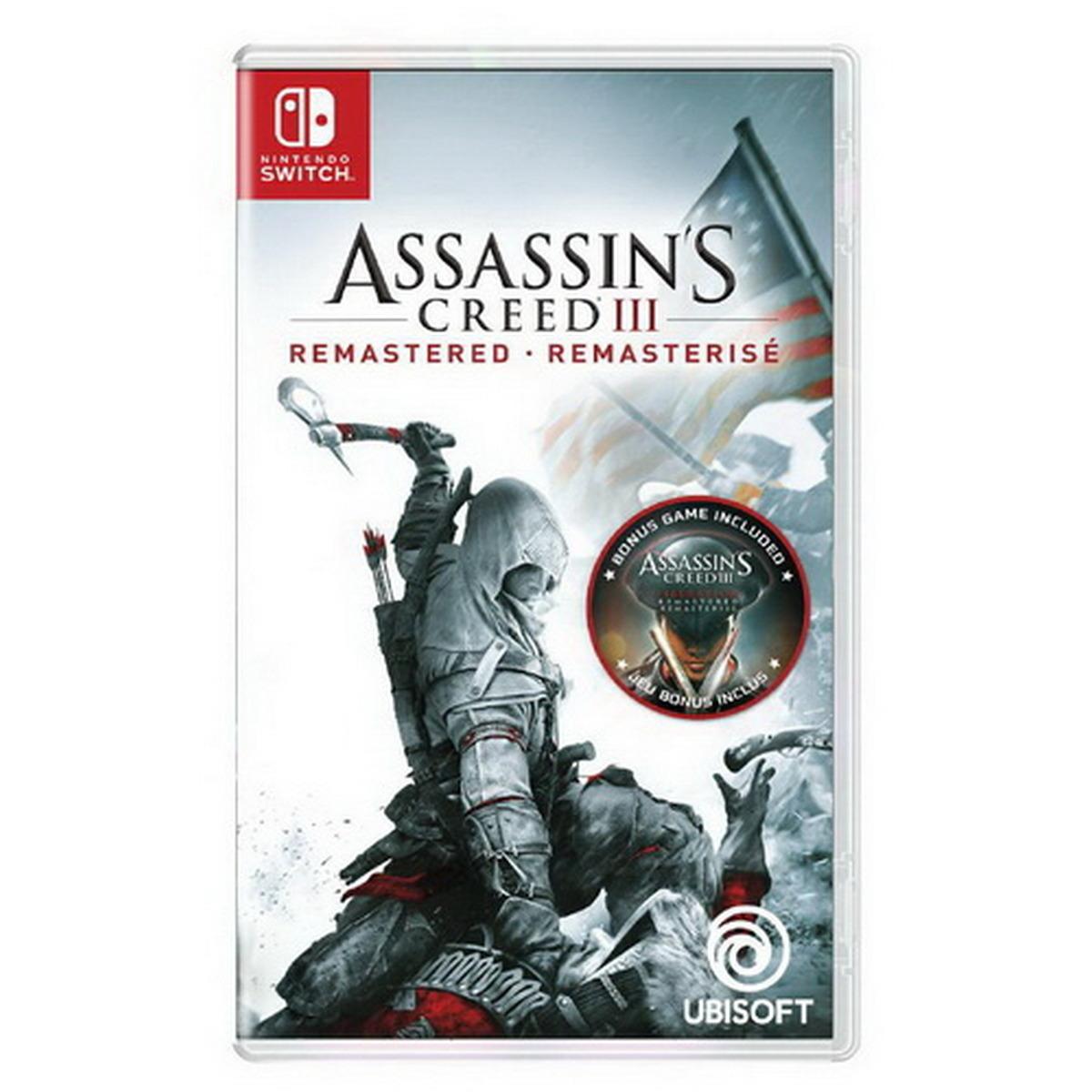 เกม Assassin's Creed III Remastered EN