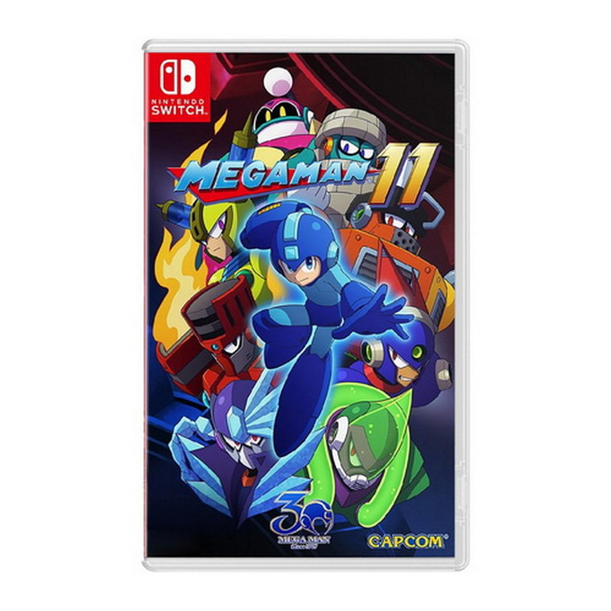 เกม Mega Man 11