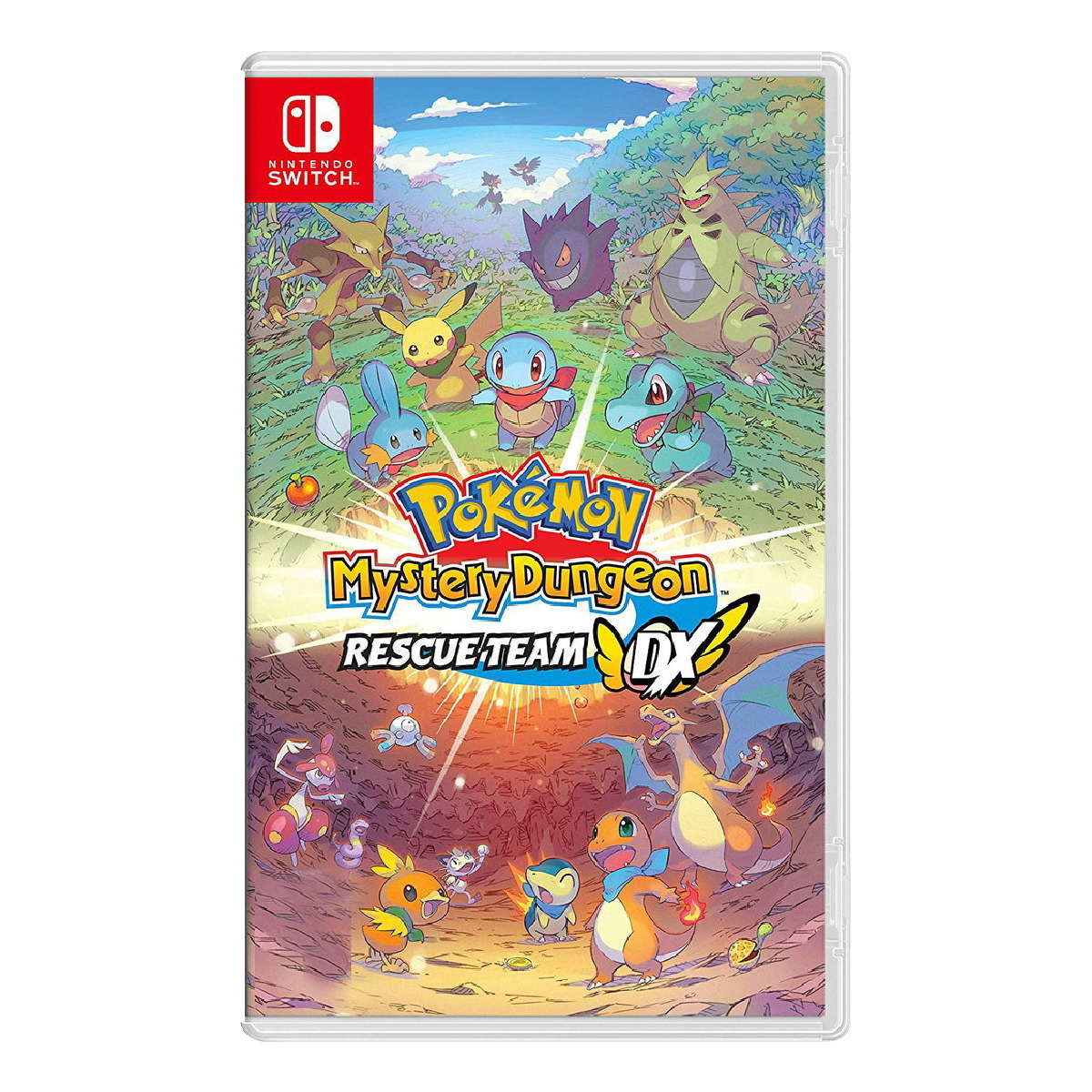 เกม Pokemon Mystery Dungeon