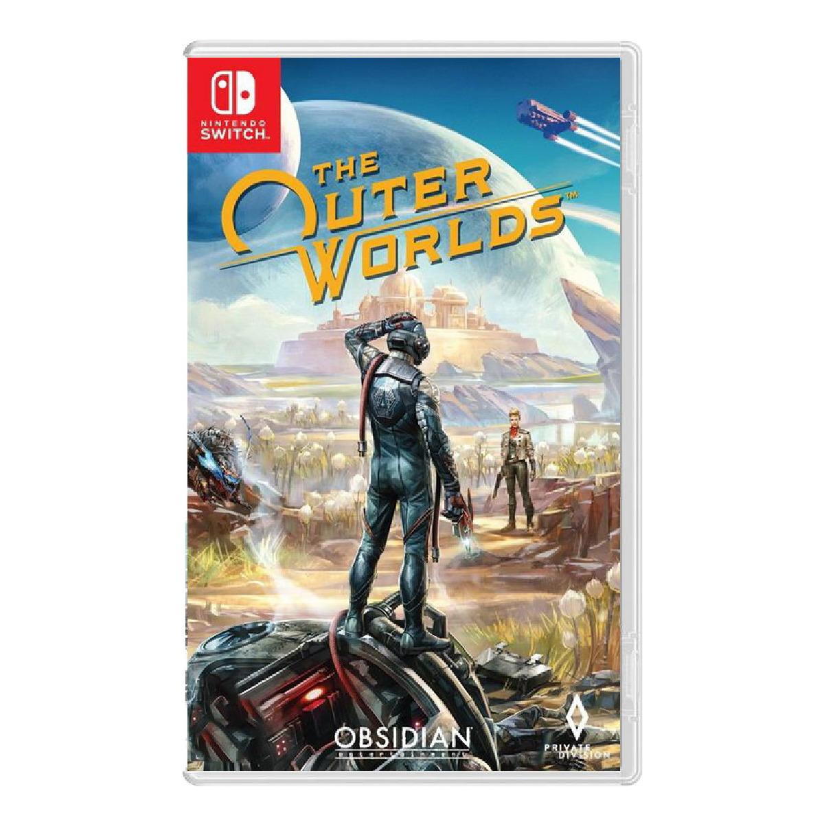 เกม The Outer Worlds