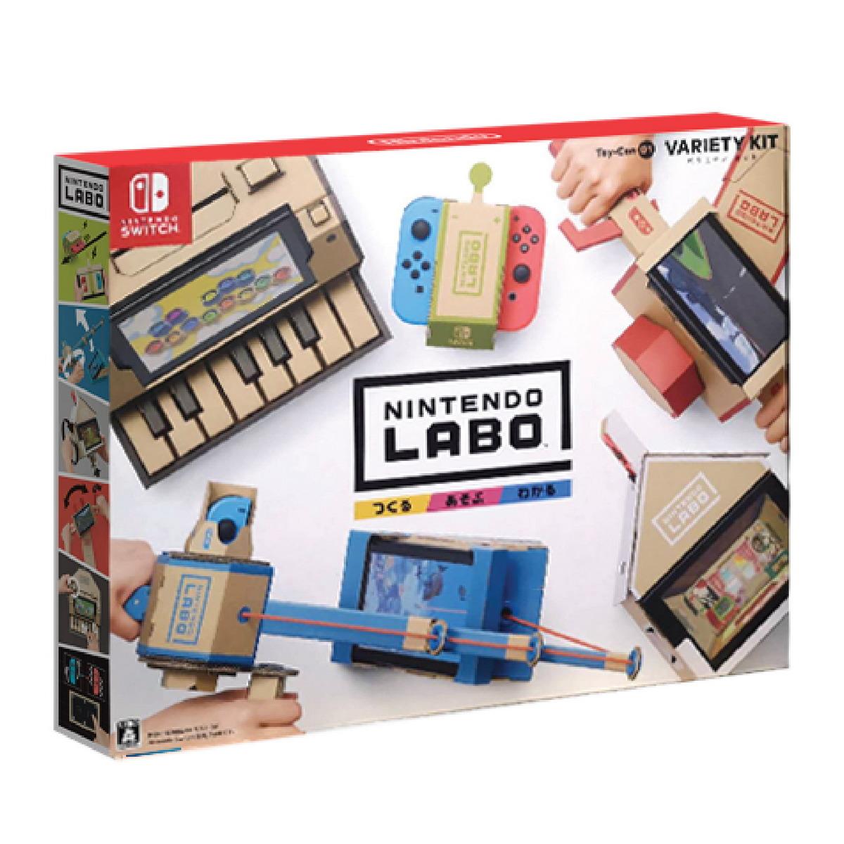 เกม Labo Toy Kit (R2)(EN)
