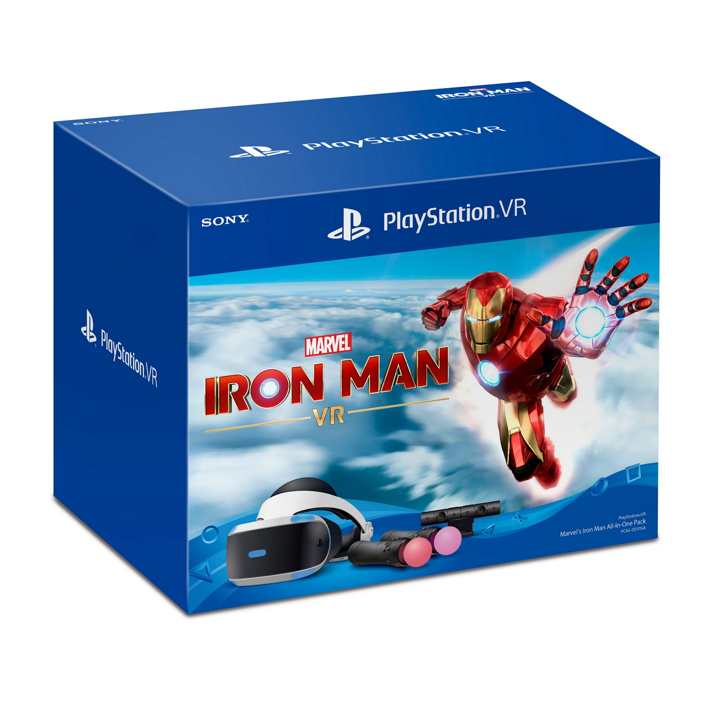 VR Marvel's Iron Man VR Bundle รุ่น PCAS-05111SA