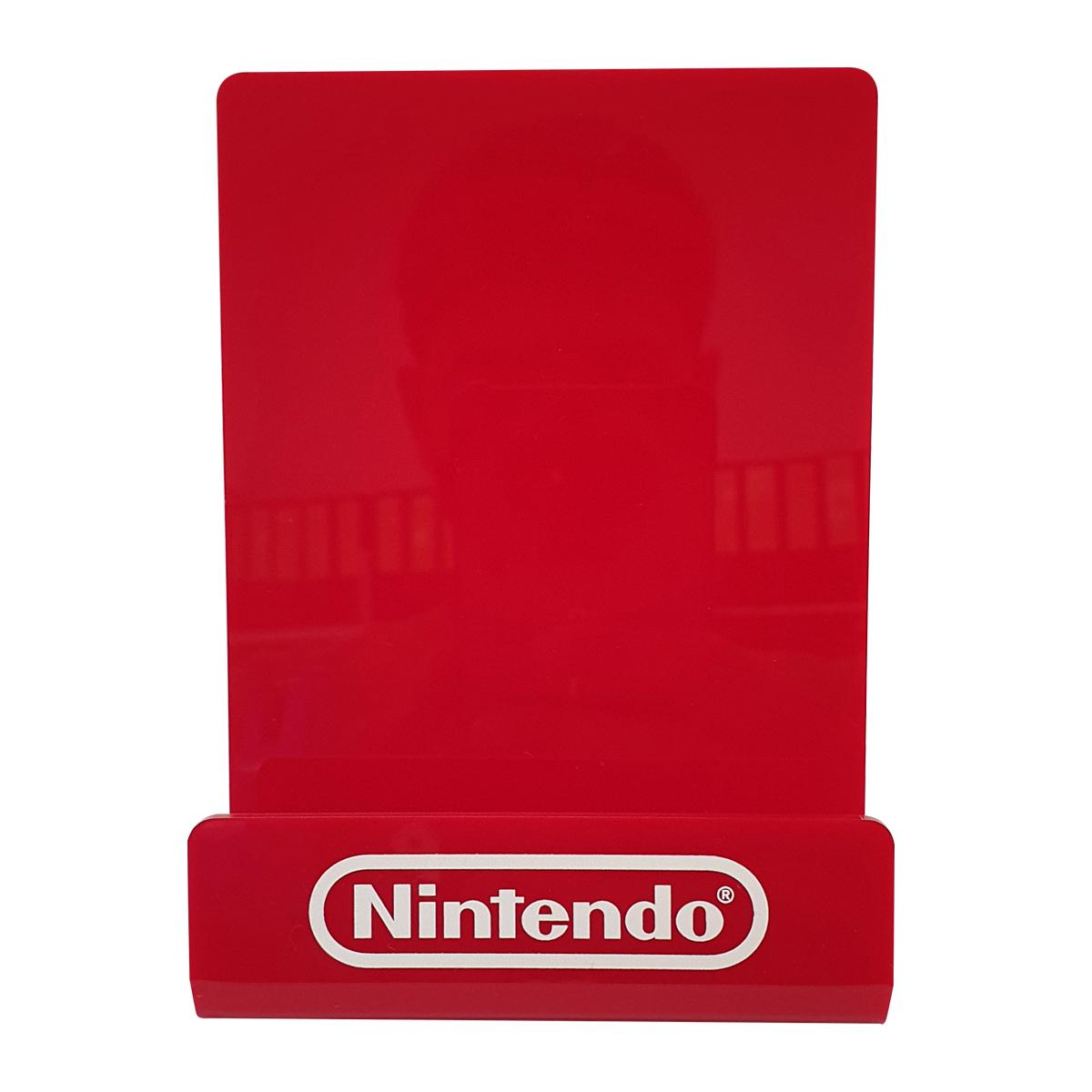 ขาตั้งสำหรับ Nintendo Switch (สีแดง) รุ่น Acrylic Stand