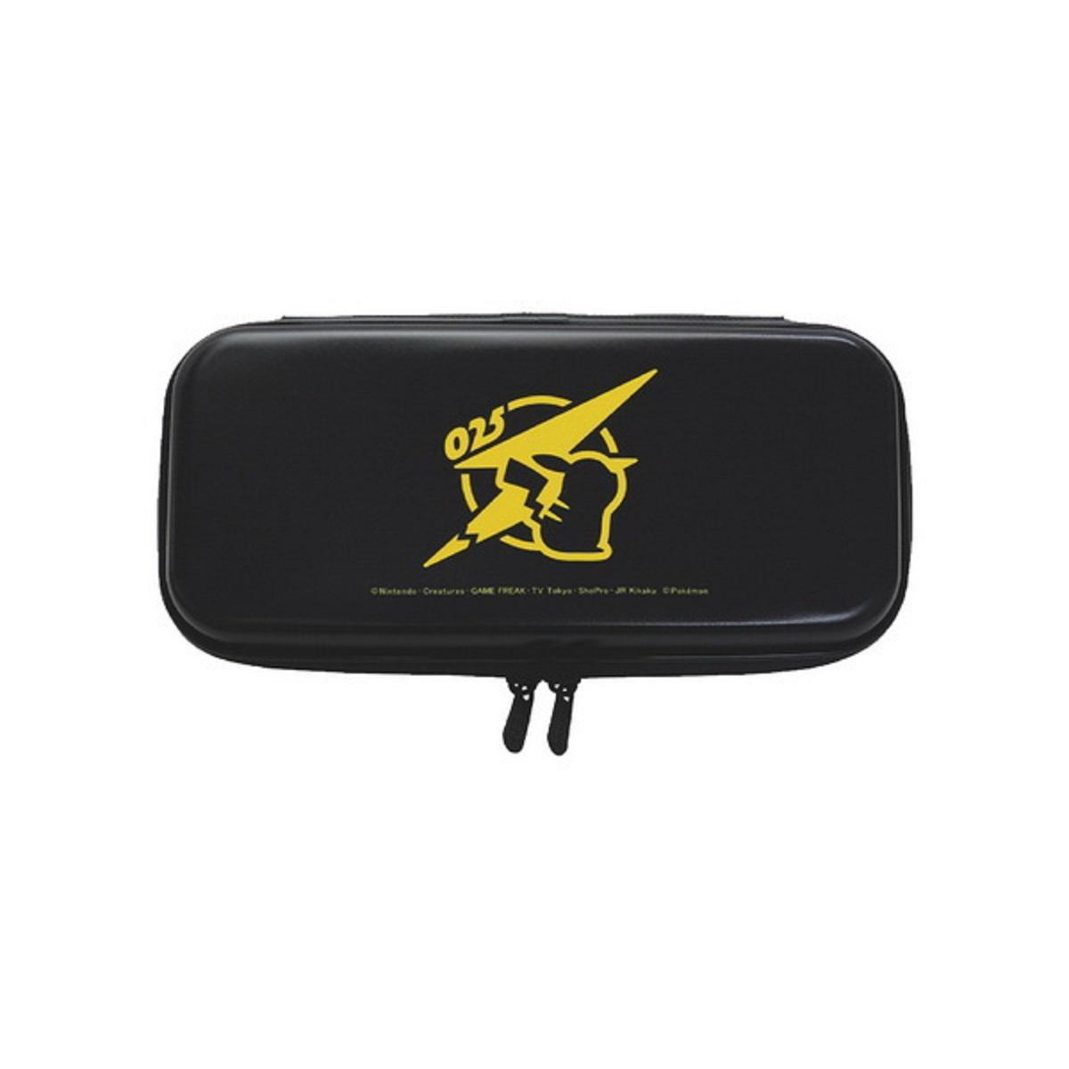 กระเป๋าสำหรับ Switch/Switch Lite (สีดำ) รุ่น POUCH PIKACHU COOL