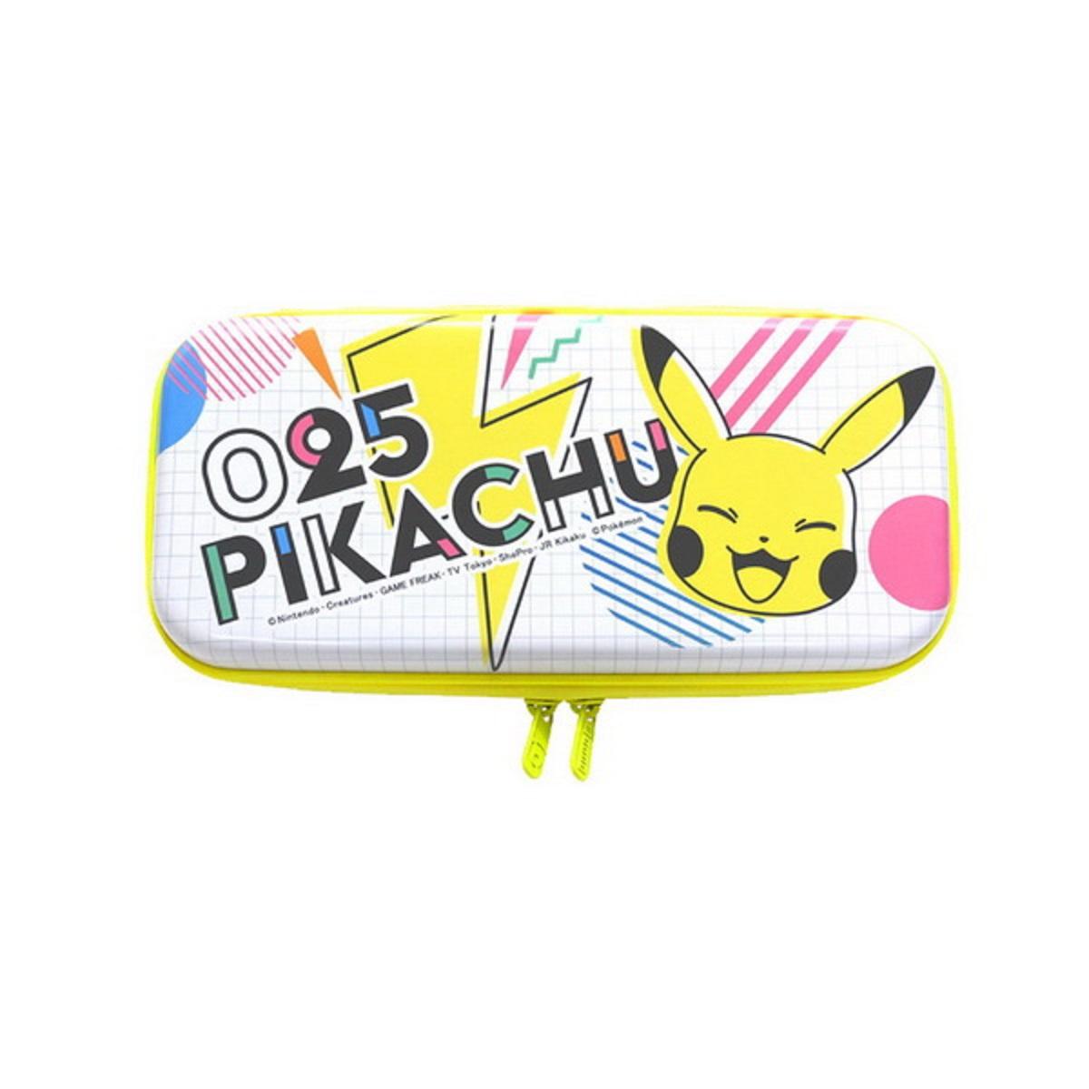 กระเป๋าสำหรับ Switch/Switch Lite (สีขาว) รุ่น POUCH PIKACHU POP