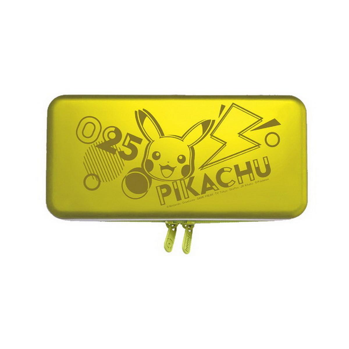 เคสสำหรับ Nintendo Switch (สีเหลือง) รุ่น ALU CASE PIKACHU POP