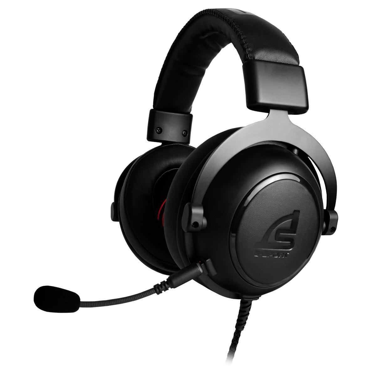 หูฟัง (สีดำ) รุ่น HP-828