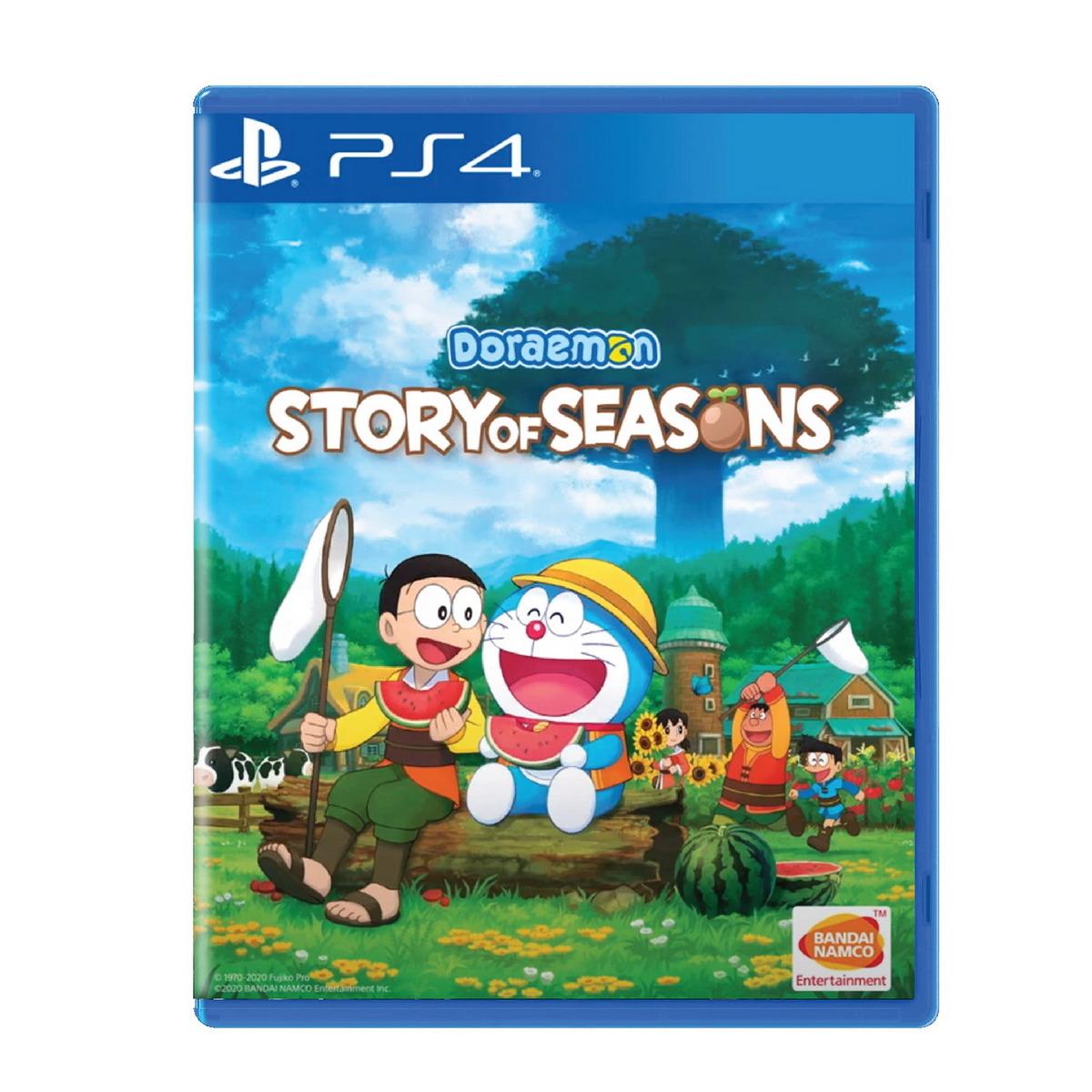 เกม PS4 Doraemon Story Of Seasons