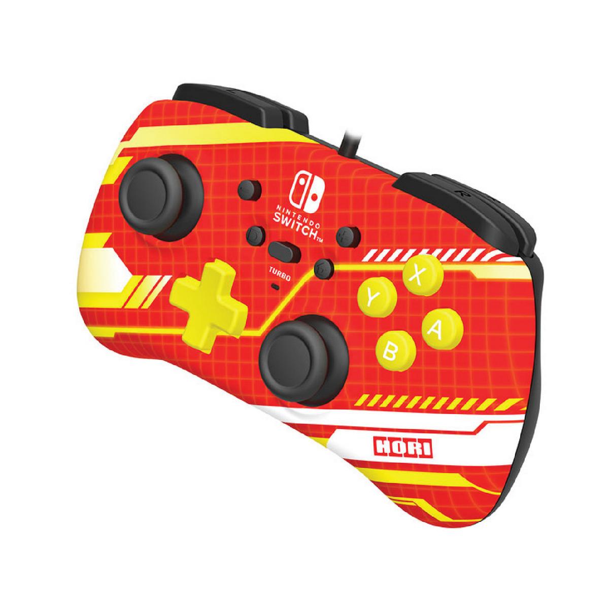 เกมคอนโทรลเลอร์ (สีแดง) รุ่น Mechanic Red Minipad