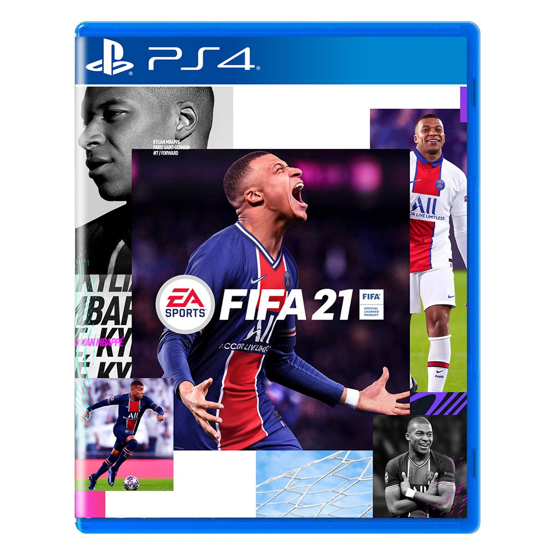 เกม PS4 FIFA 21 Standard Edition