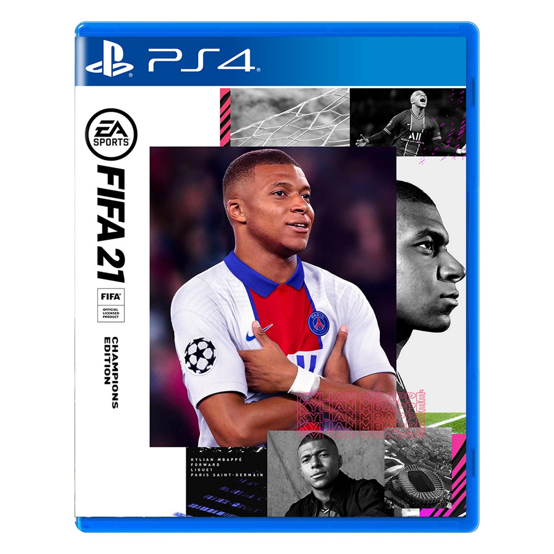 เกม PS4 FIFA 21 Campions Edition