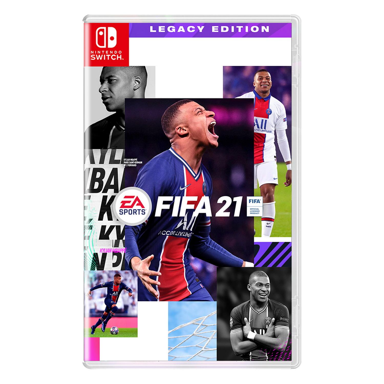 เกม FIFA 21 Legacy Edition