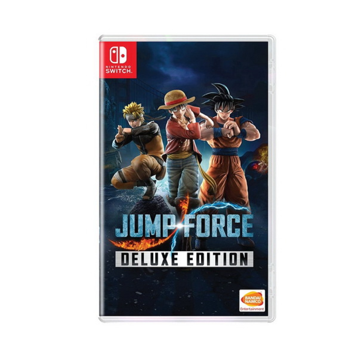 เกม Jump Force Deluxe Edition