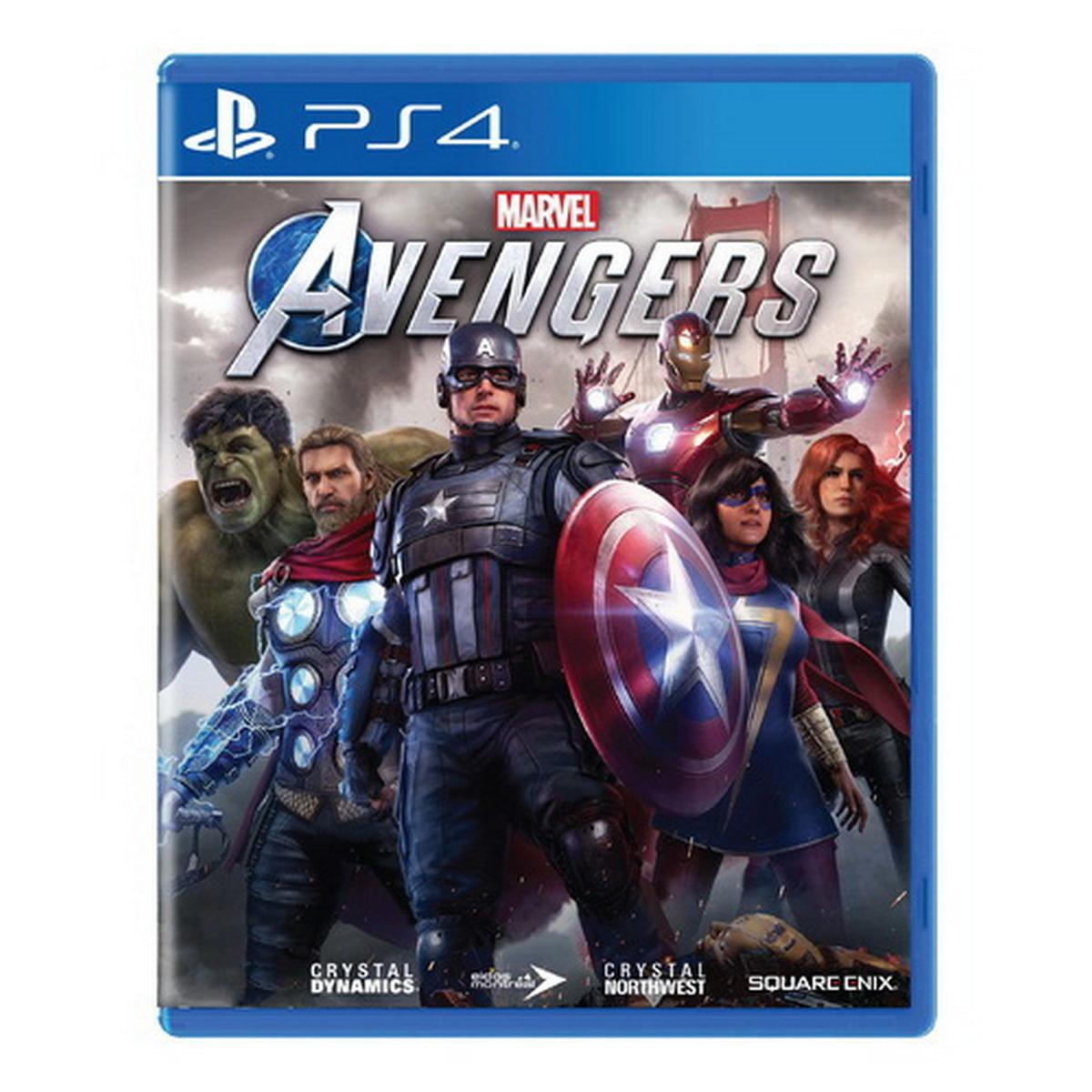 เกม PS4 MARVEL'S AVENGERS
