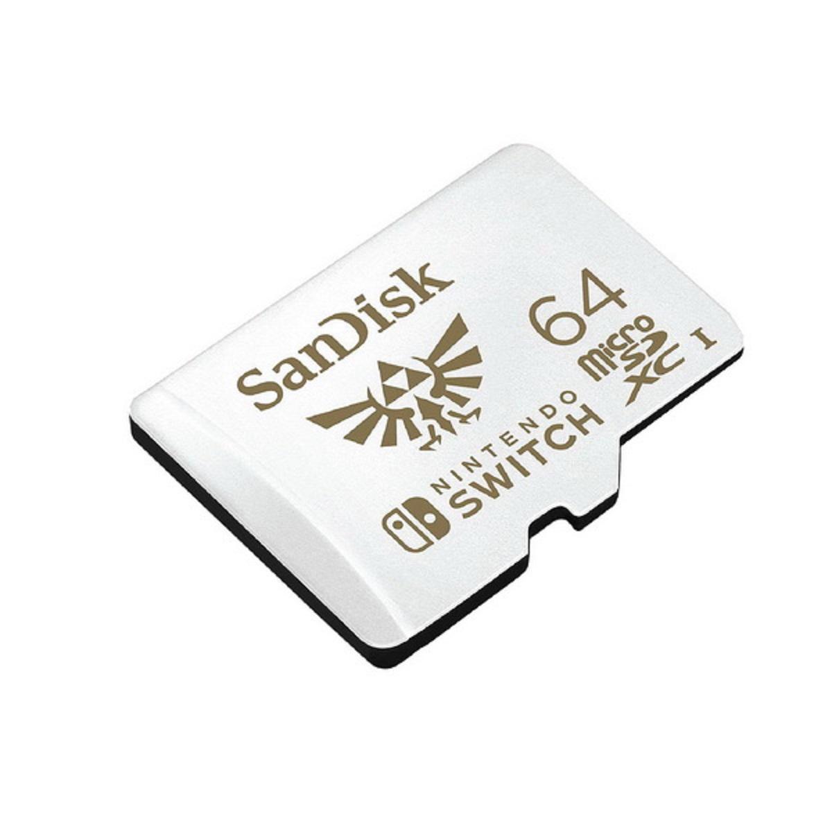 เมมโมรี่การ์ดสำหรับ Nintendo Switch (64 GB)