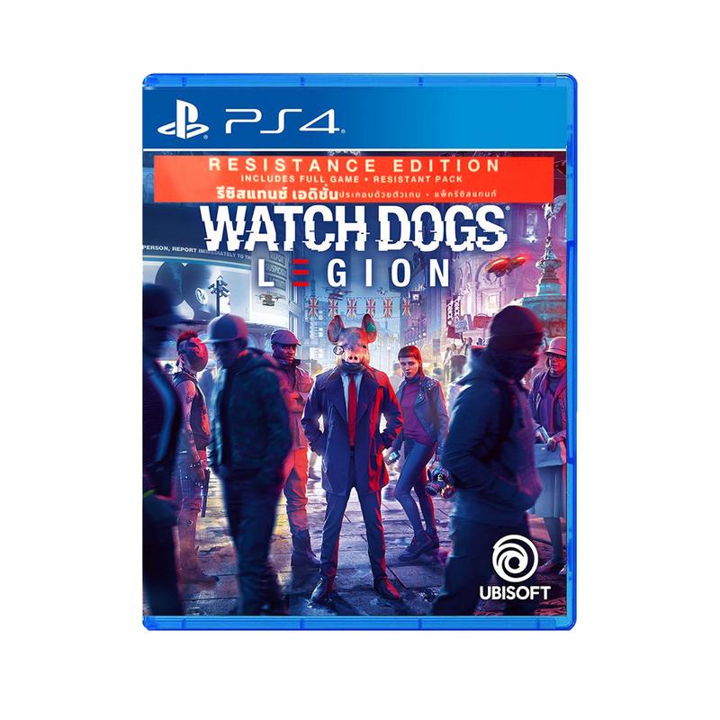 เกม PS4 Watch Dogs Legion