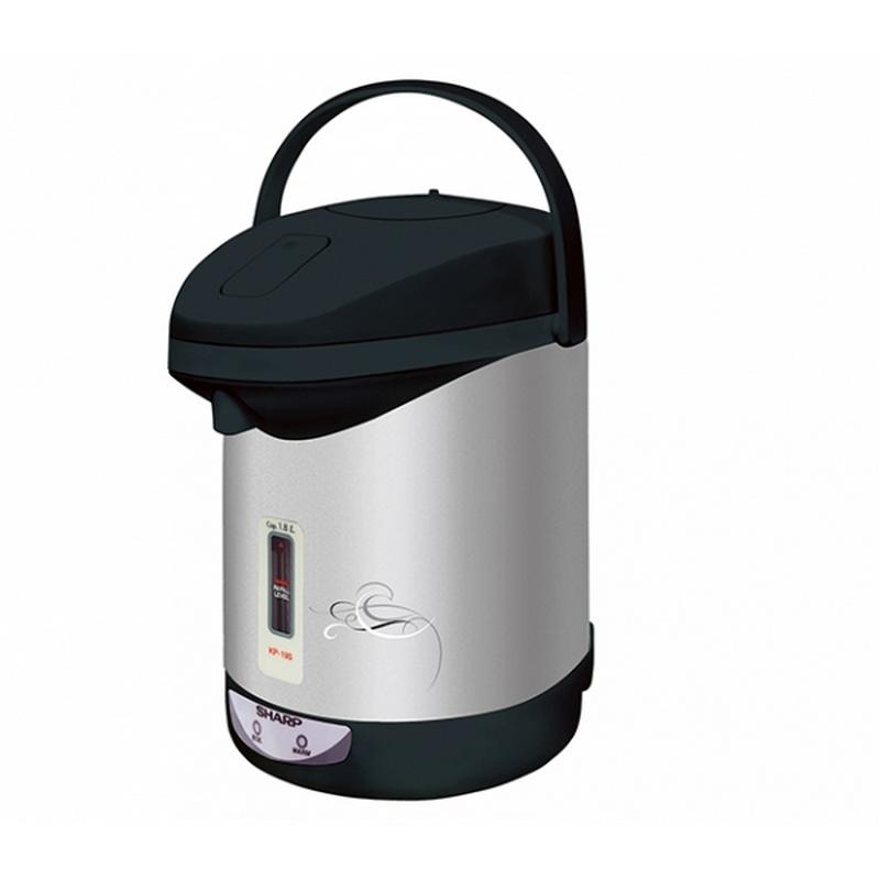 กระติกน้ำร้อน (1.8 ลิตร, คละสี/คละลาย) รุ่น KP-19S