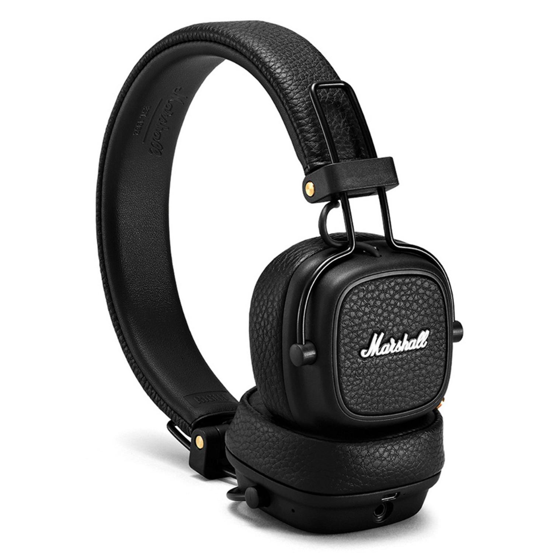 Marshall หูฟังไร้สาย (สีดำ) รุ่น MAJOR III 4092186