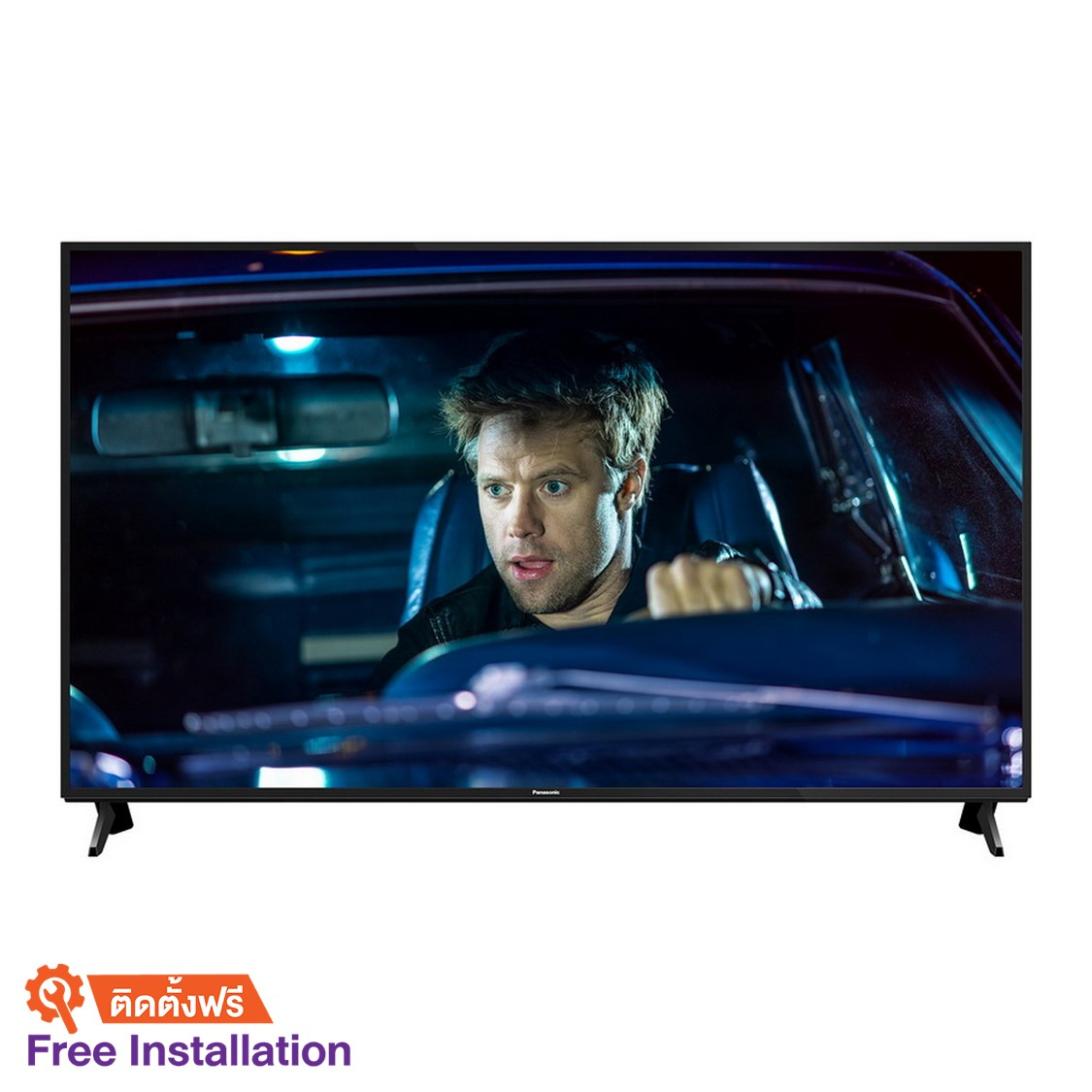 "TV UHD LED (65"", 4K, Smart) รุ่น TH-65GX600T"