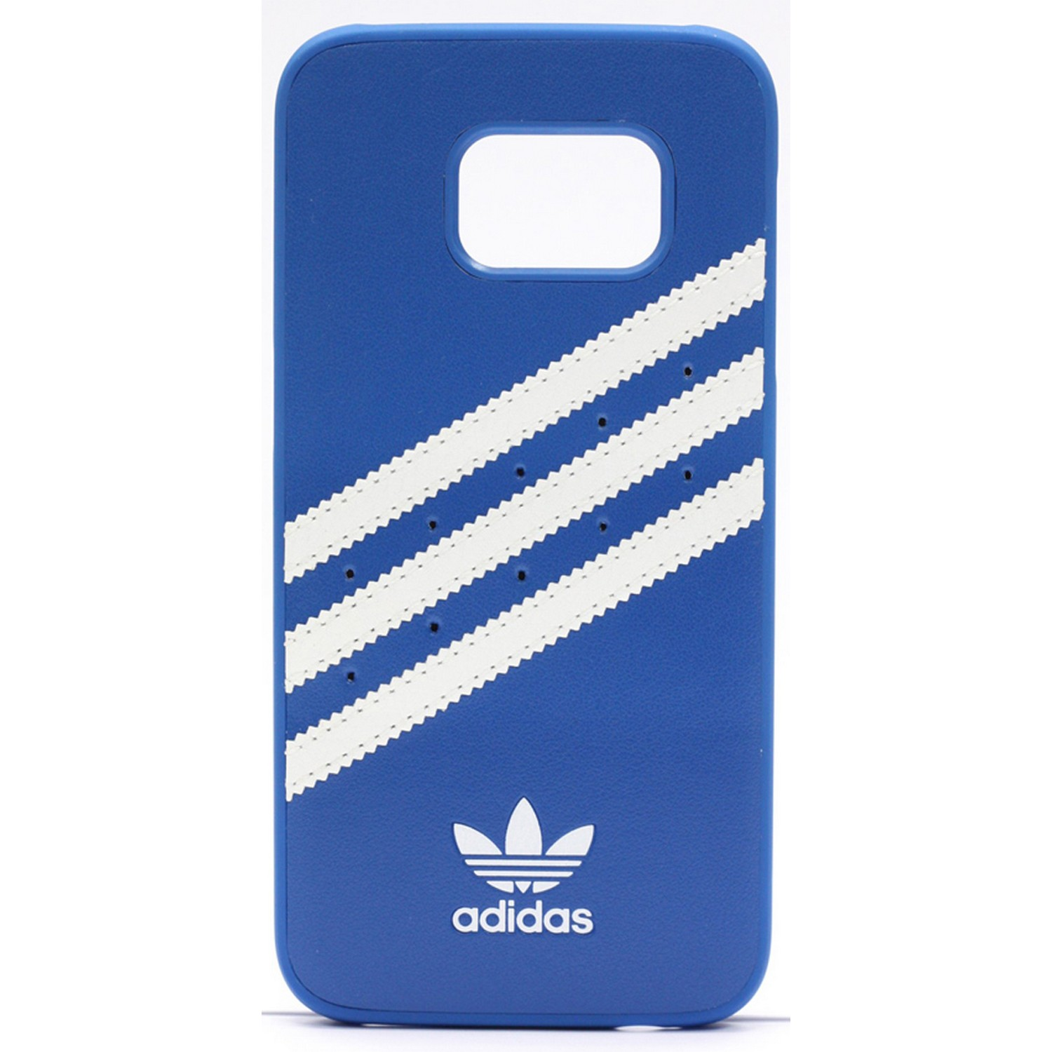 super popular 85997 6d4ca Case for Samsung Galaxy S7 (Blue/White) MOULDED