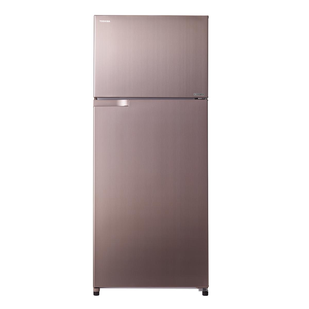 ตู้เย็น 2 ประตู (16.8 คิว, สีชมพูทอง) รุ่น GR-H52KBZ(N)