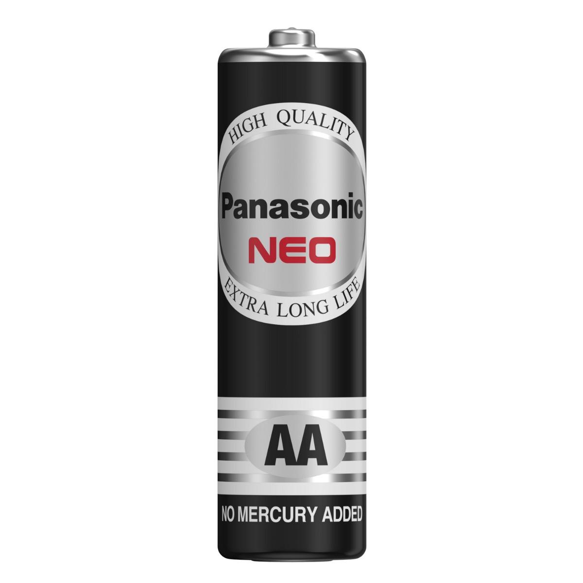 ถ่าน Zinc–carbon รุ่น R6NT/4SL AA P4