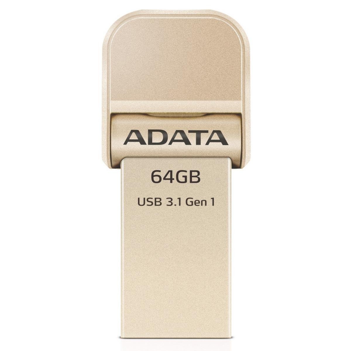 OTG แฟลชไดรฟ์ (64GB) รุ่น AI920 AAI920-64G-CGD