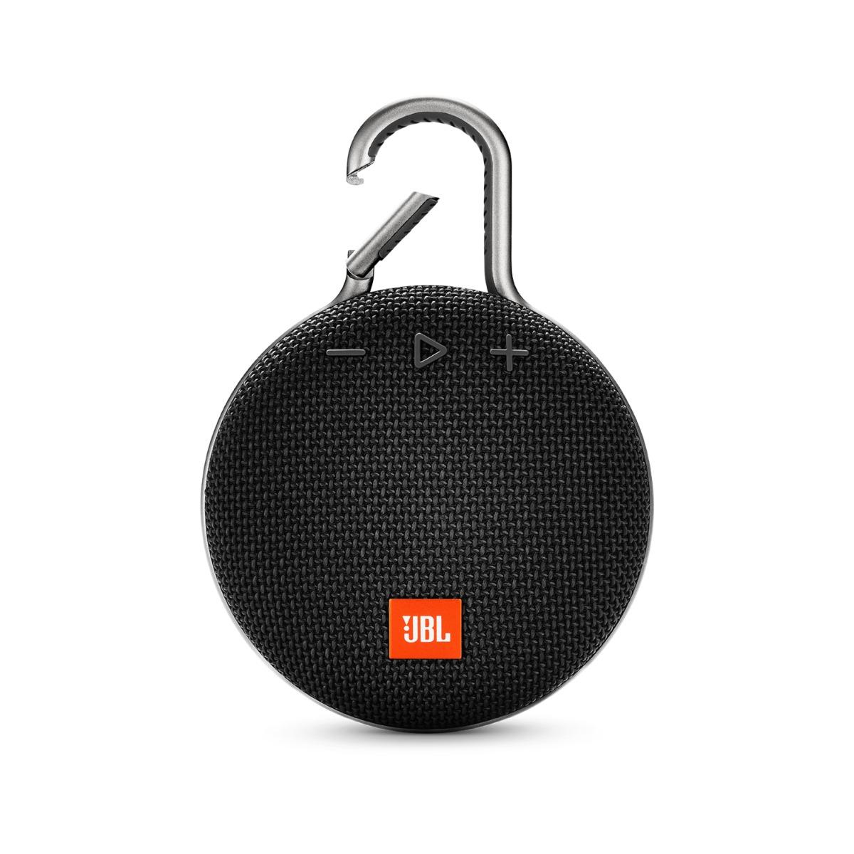 JBL Bluetooth Speaker (3W,Black) Clip3