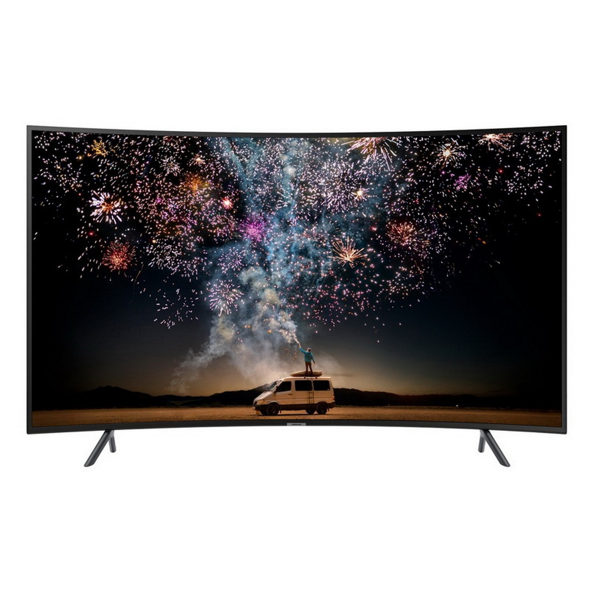 "Samsung TV UHD LED (49"",4K,Smart,Curve) UA49RU7300KXXT"