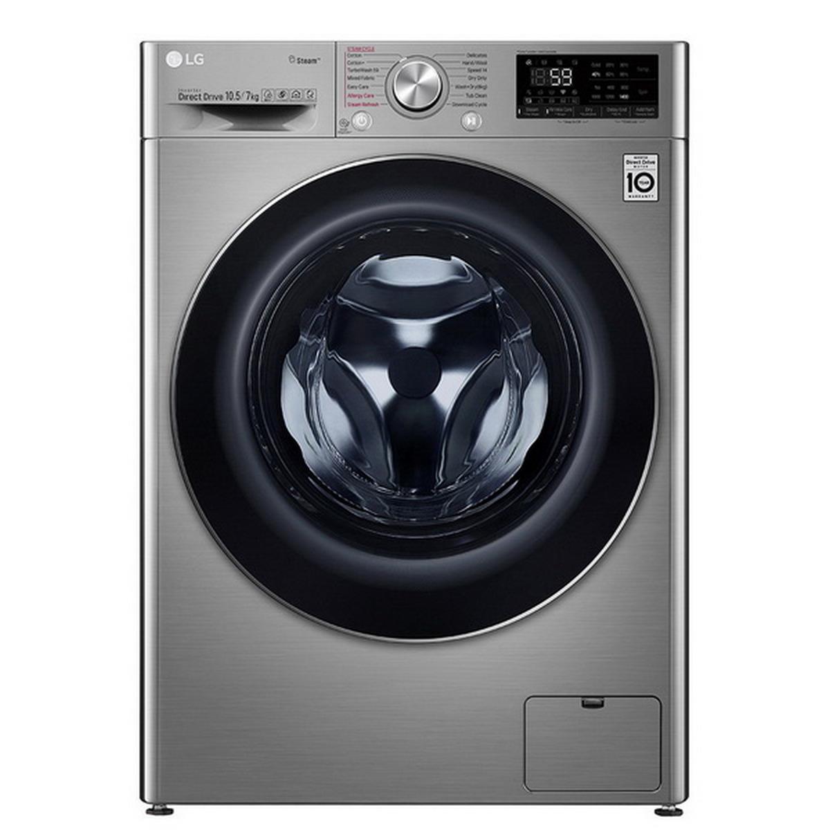 เครื่องซักผ้า/อบผ้าฝาหน้า (10.5/7 kg) รุ่น FV1450H3V.ASSPETH