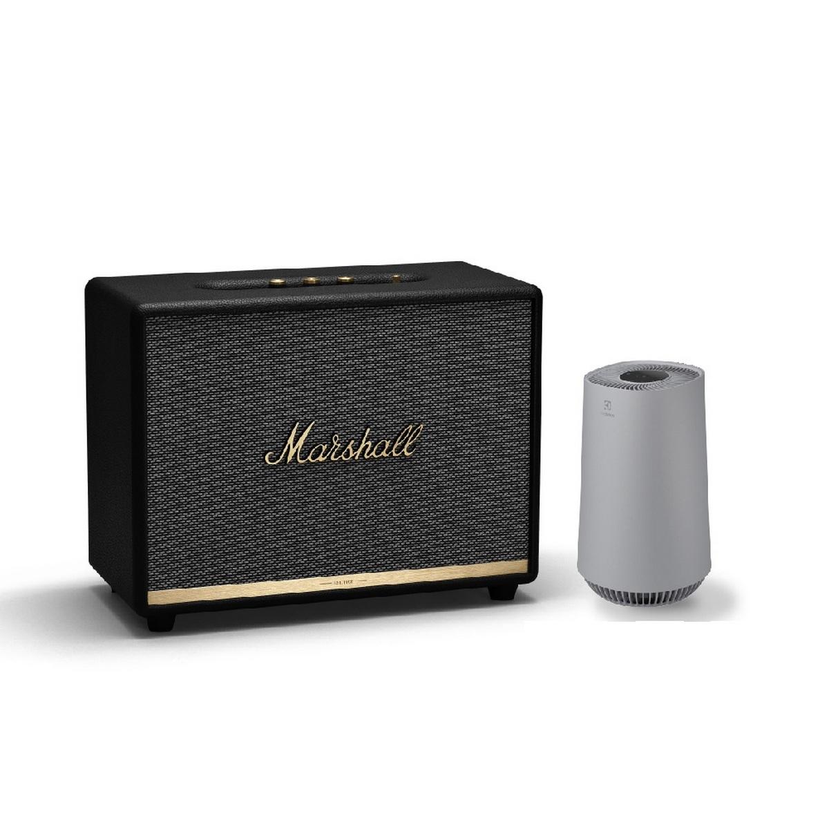 ลำโพงไร้สาย (สีดำ) รุ่น Woburn II Bluetooth