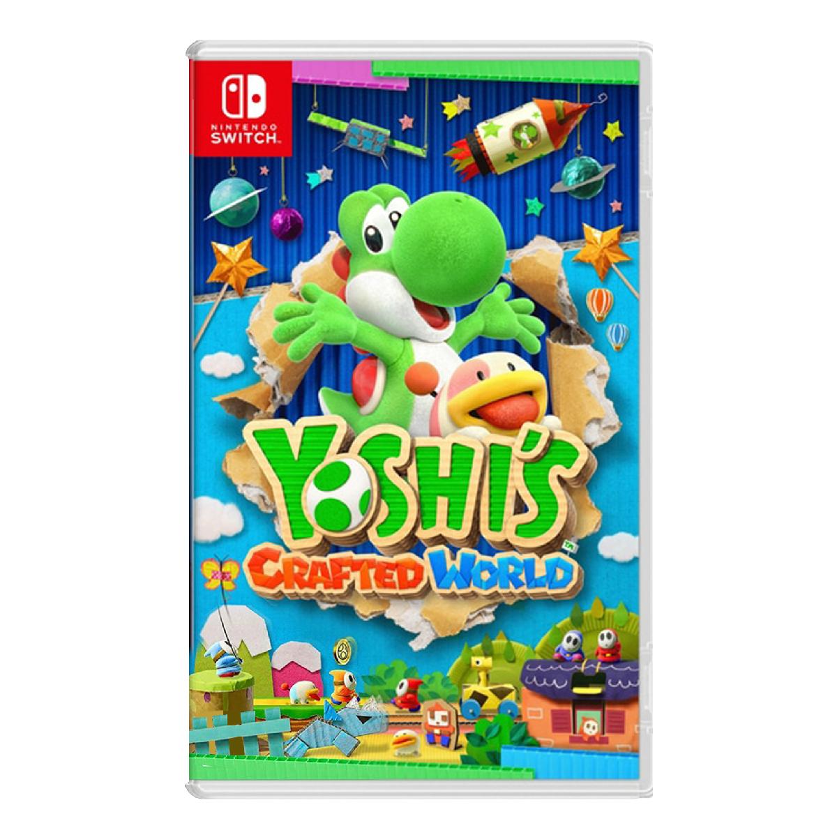 เกม Yoshi's Crafted World EN