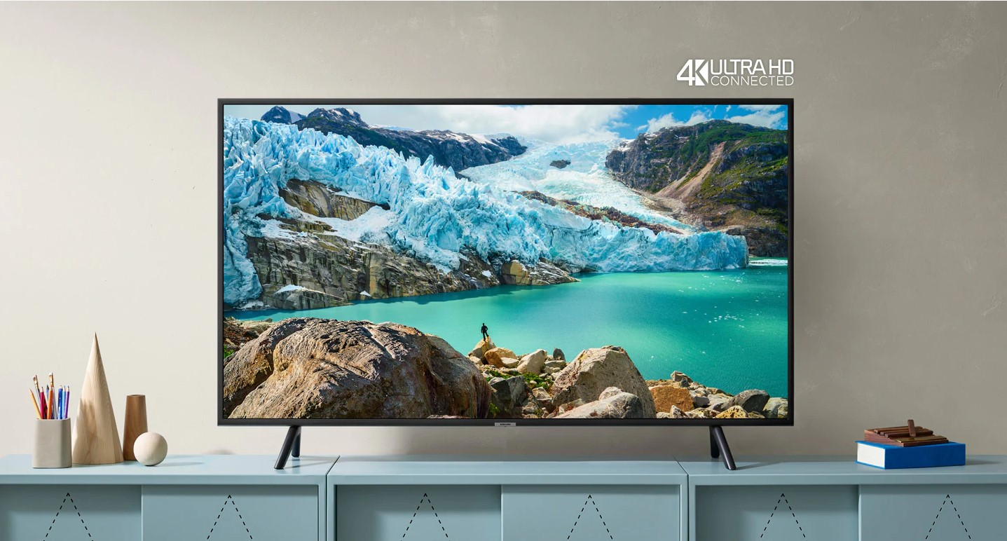 Samsung RU7100 Smart 4K UHD TV
